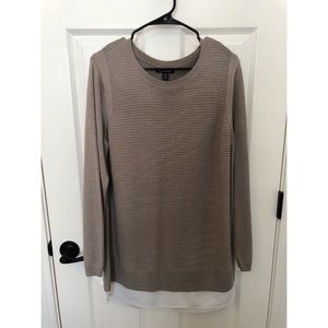 Hilary Radley Sweater Tunic